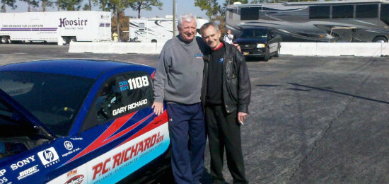 Gary Richard, Bob Glidden and Darren Testing new Cobra SS Gainesville Fl