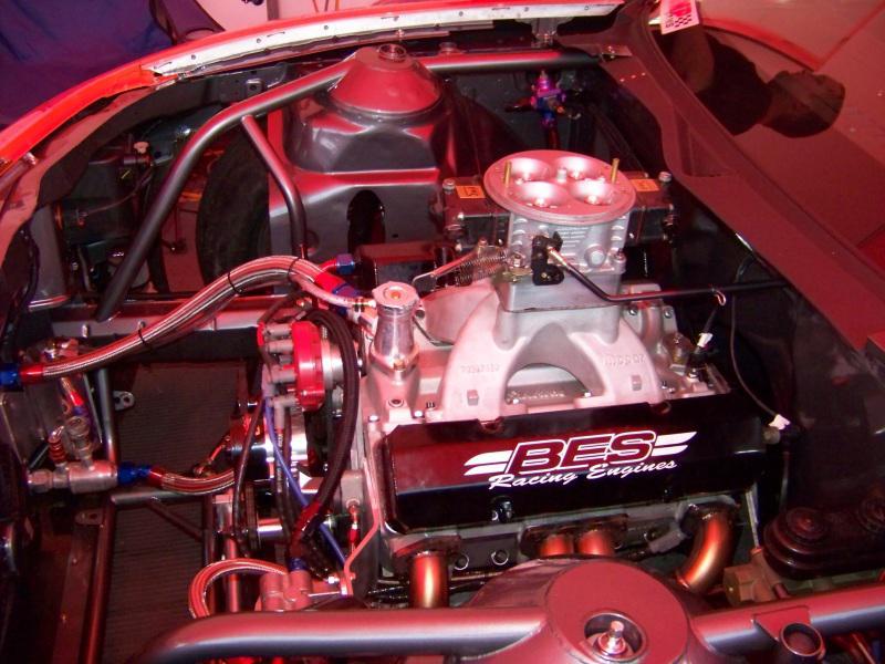Don Baskins 2010 NMCA Pro Stock Camaro