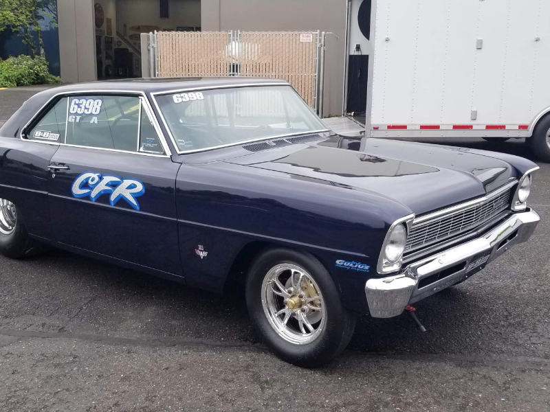 Kevin Cour GT/A Chevy II