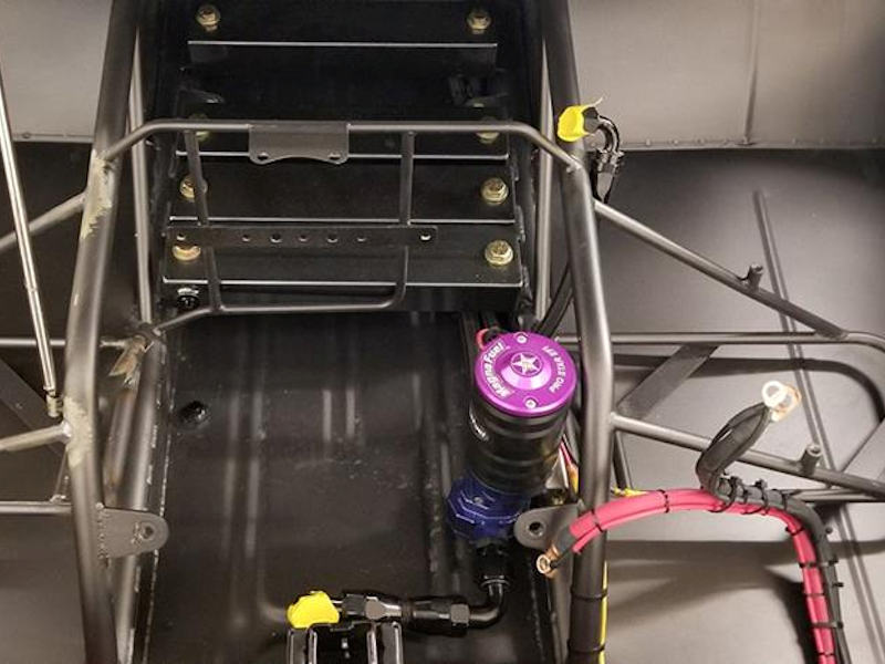 Kevin Cour GT/A Chevy II Trunk